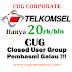 Cara Daftar Cug Corporate Telkomsel 2017
