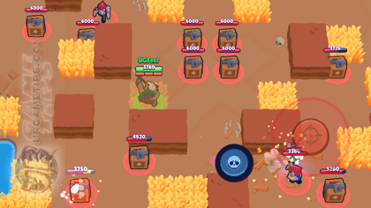 Brawl Stars - Boxes and Power Cubes