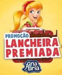 Promoção Ana Maria 2019 Lancheira Premiada