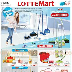 Katalog Lottemart Promo Lottemart Terbaru 18 Januari - 14 Februari 2018