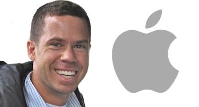 Steve Zadesky resigned from Apple