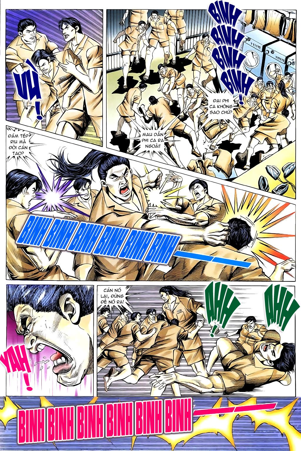 Người Trong Giang Hồ chapter 328 trang 9