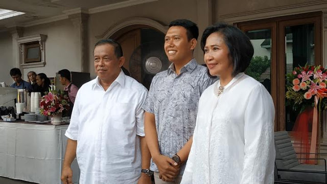 Prabowo ke Djoko Santoso: Bintang 4 Tapi Mau Jadi Wakil Bintang 3