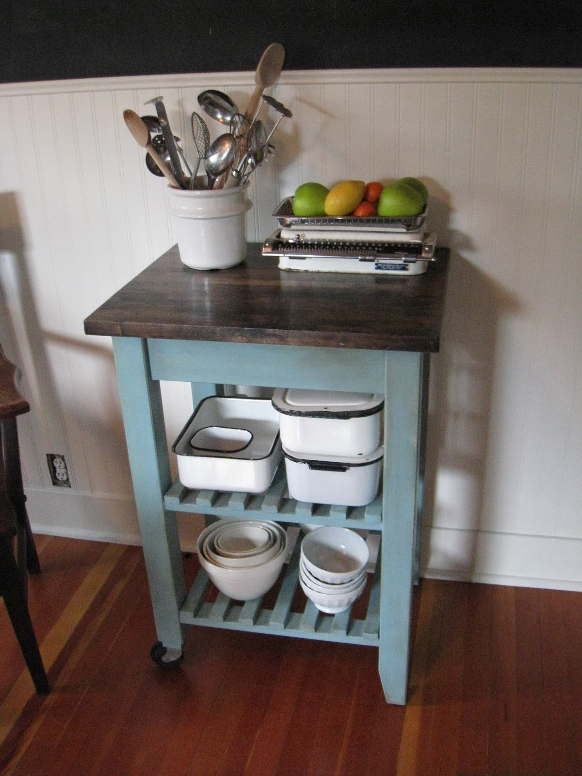 Kitchen Of The Week A Diy Ikea Country Kitchen For Two: A French Touch: SOLD