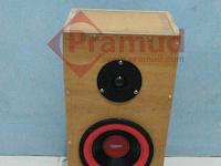 Cara membuat box speaker subwoofer dengan mudah