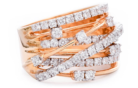 Handmade diamond rings to add the magic to your love