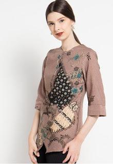 Trend Model Baju Batik Atasan