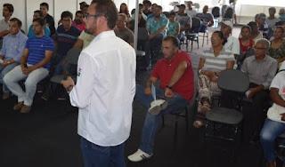Produtores de Itaetê recebem curso
