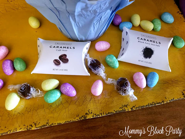 For a Sophisticated Easter Treat, Check Out McCrea's Caramels #MBPEaster19