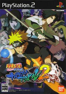 Naruto Shippuden: Narutimate Accel 2 (PS2) 2009