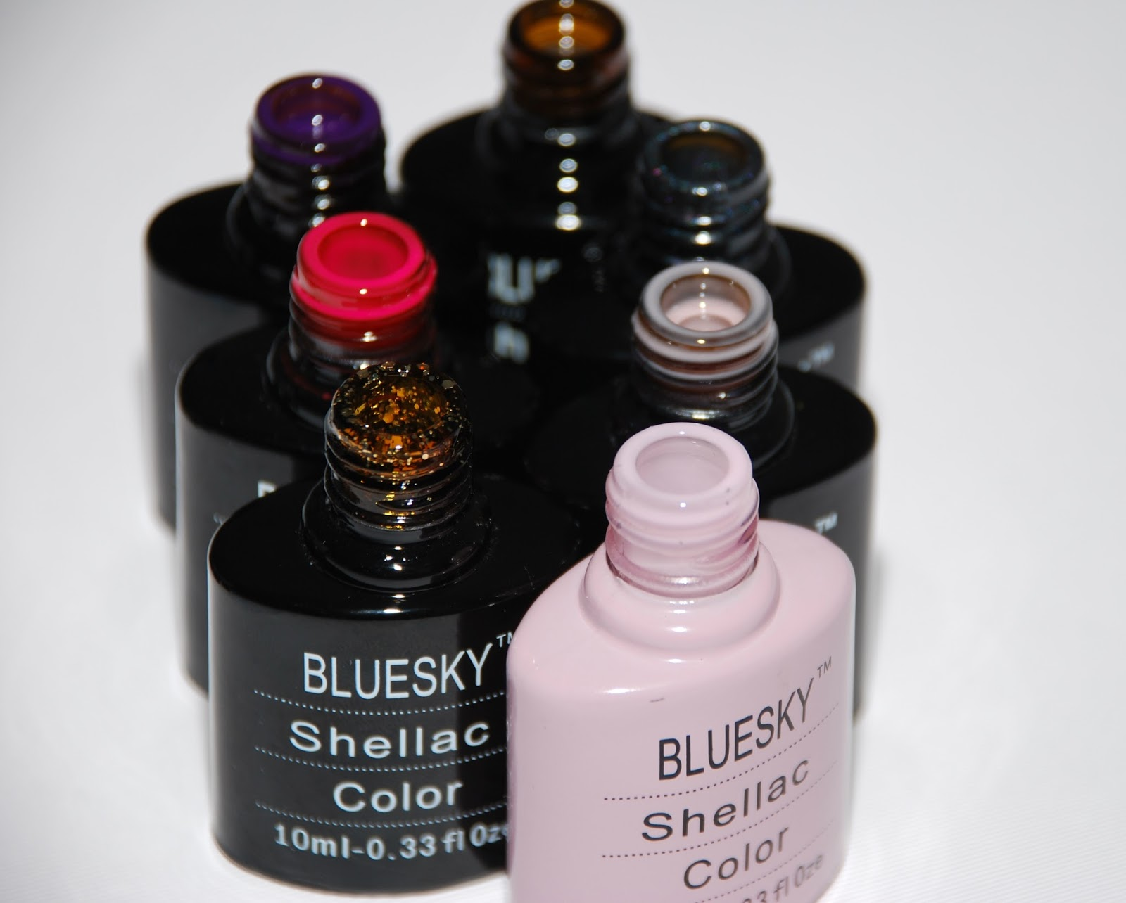 Bluesky Shellac Erfahrungen
