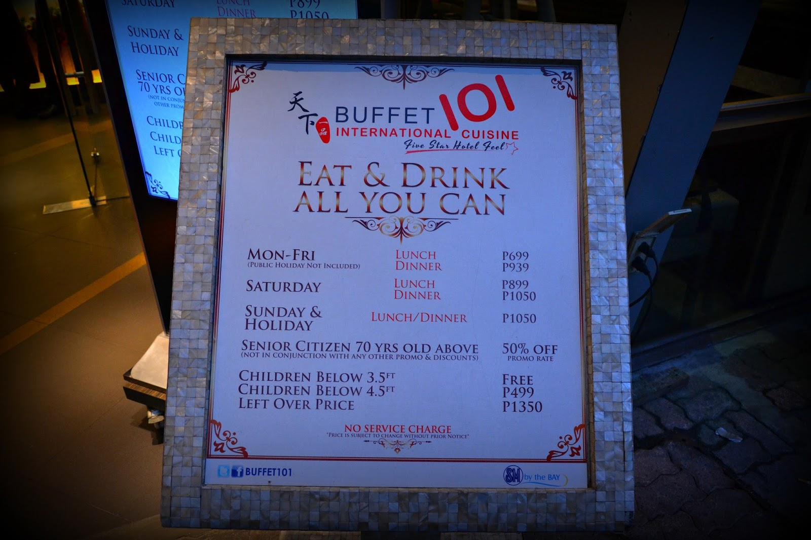 Incredible Foodtrip Buffet 101 International Cuisine Moa Home Interior And Landscaping Oversignezvosmurscom