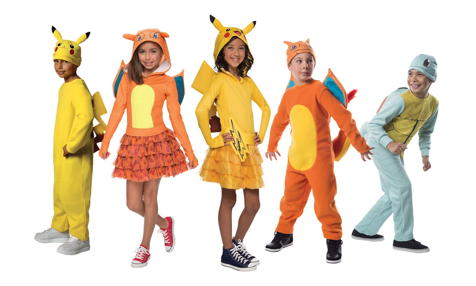 Easy diy homemade halloween pokemon costumes for kids for Simple halloween costumes for kids