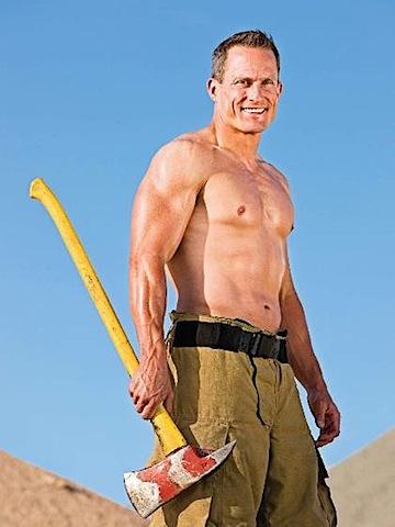Daily Bodybuilding Motivation: Hot Firefighters Calendar