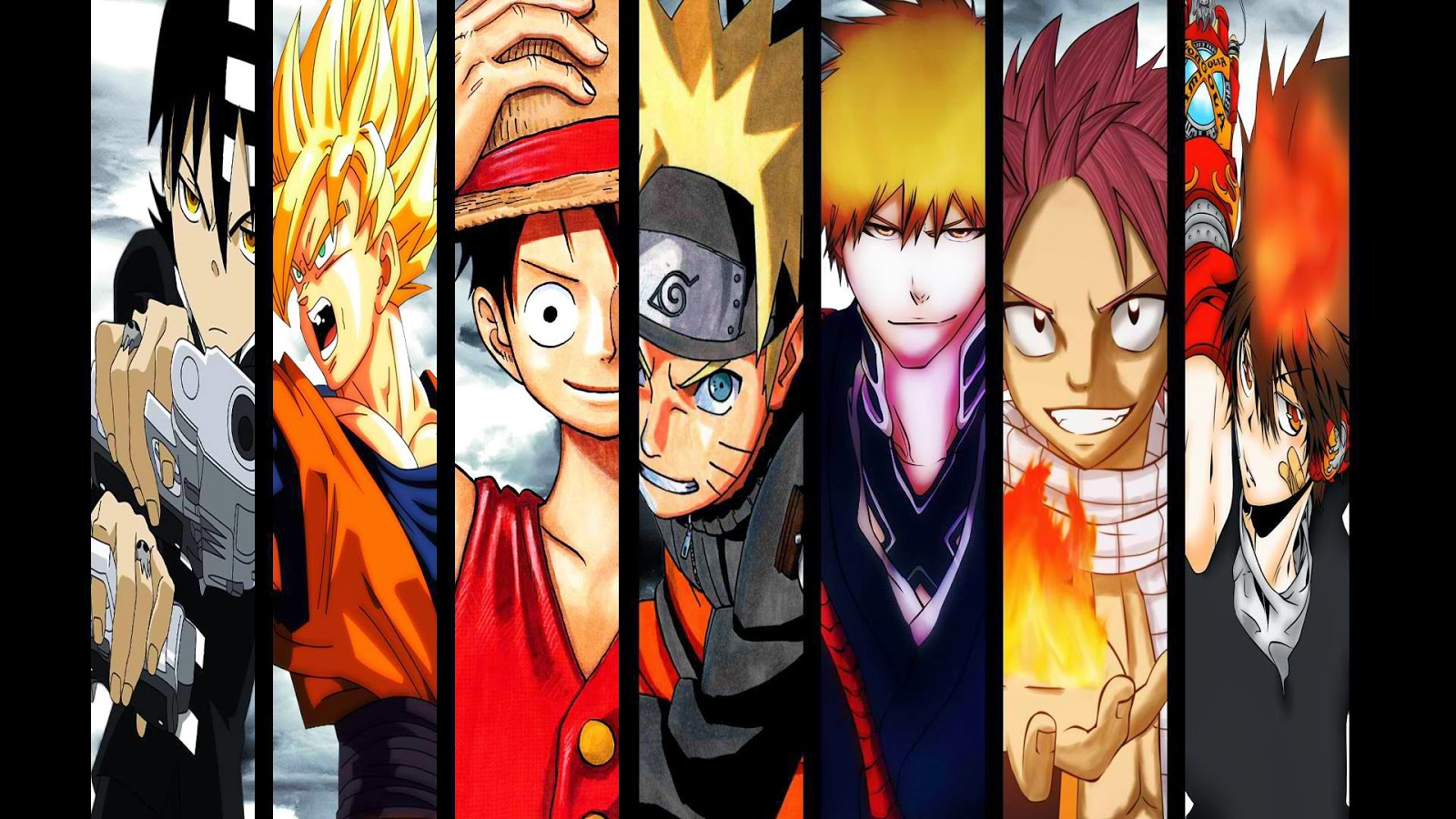 Top Animes Of All Time