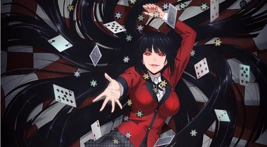 Kakegurui Anime Series Will Have A Original Ending By Manga Author.