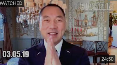 郭文贵文字版:为什么在两会上说,金正恩拯救了中国2019年3月5日