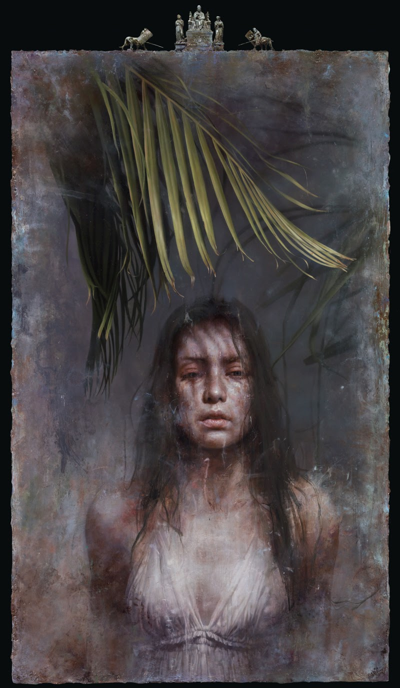 Portraits by Lo Chan-Peng from Chaiyi, Taiwan.