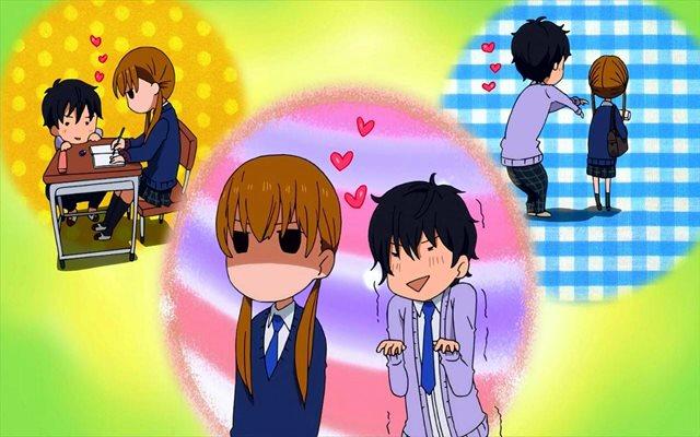 Romance comedy terbaik yang serupa dengan Kimi ni Todoke