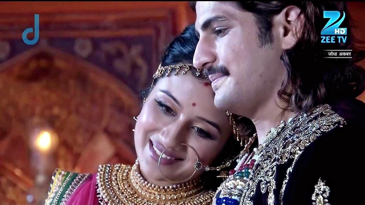 Radika Tv Serial Hd Wallpapers: Jodha And Akbar In Famous Indian TV Serial HD Photo