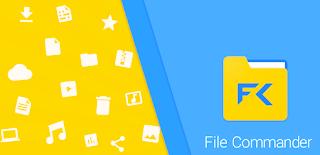 File Commander Premium Apk Terbaru