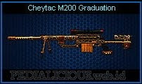 Cheytac M200 Graduation