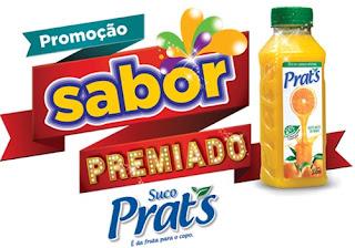 Cadastrar Promoção Suco Prats 2016 Sabor Premiado