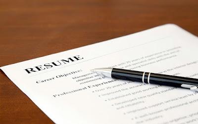 Contoh Resume Kerja Terbaik & Terkini