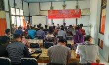 KPU Sekadau Mengadakan Rapat Pembentukan PPK dan PPS Pemilu 2019