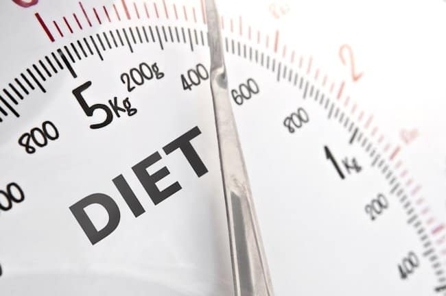 Dieting and Lose Weight
