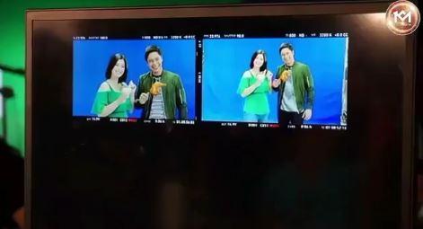 Mang Inasal TVC Shoot OF Coco Martin And Angel Locsin