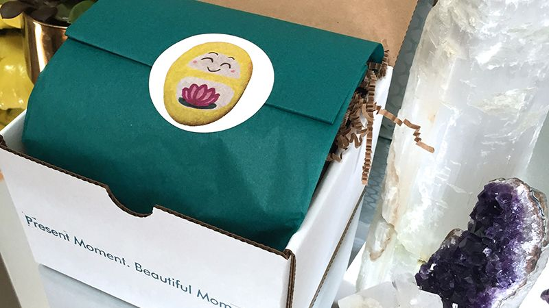 Best Health Subscription Boxes for Women - Mindfulness Box