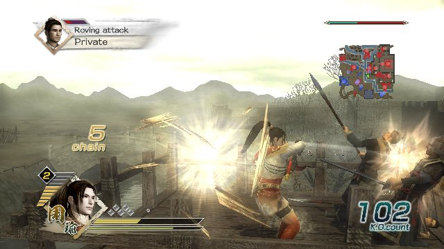 Download Dynasty Warriors 6 PC Games Gameplay