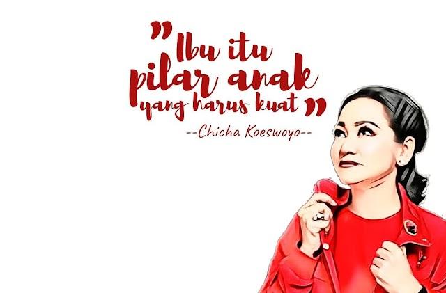 Chicha Koeswoyo is Back: Dulu Penyanyi Anak, Kini Peduli Anak
