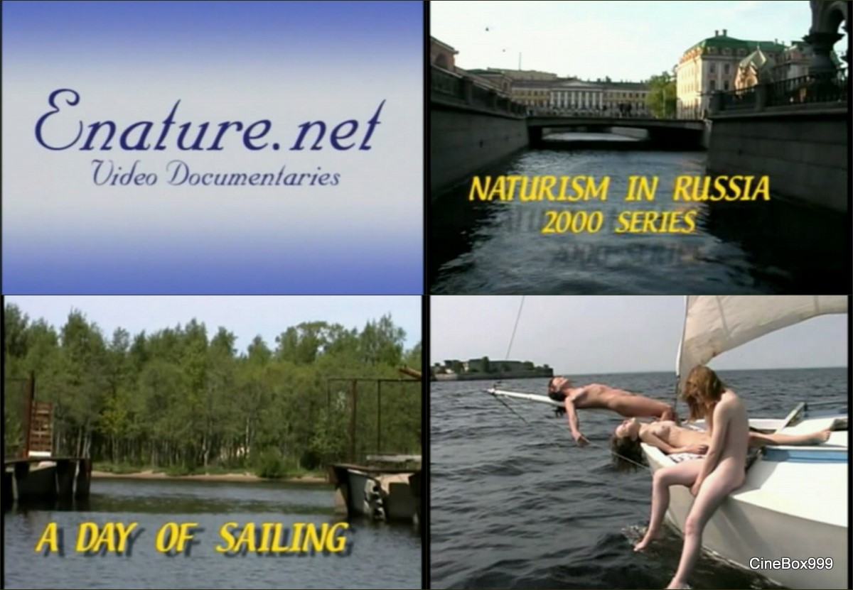 A day of sailing nudist