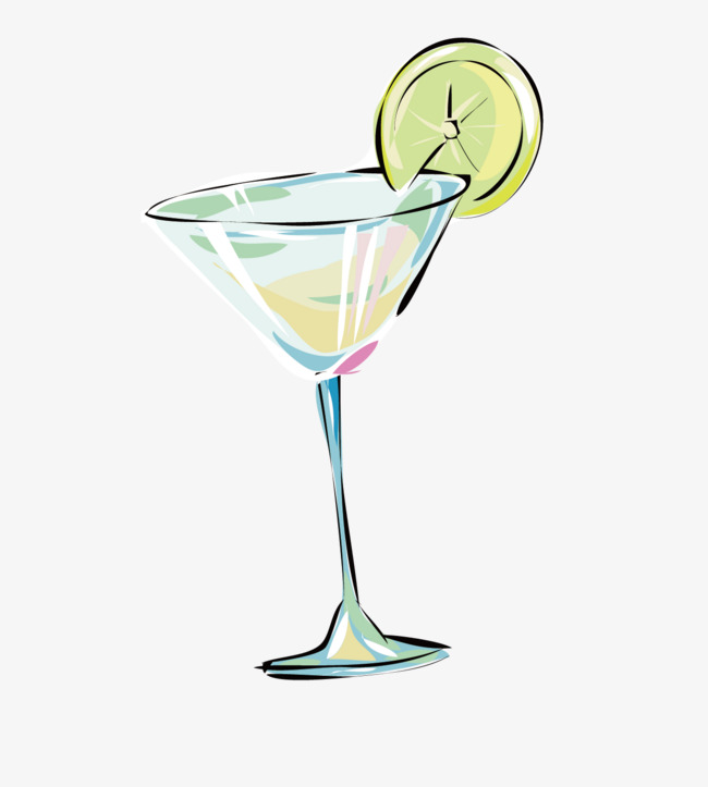 The compass rose - Dessin cocktail ...