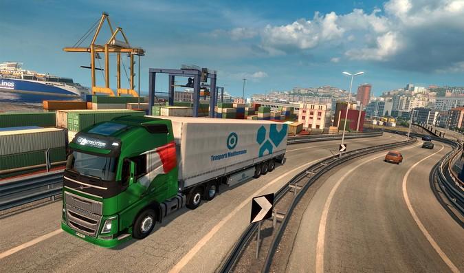 Euro Truck Simulator 2 terá nova expansão do mapa