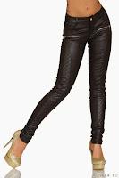 Pantaloni Jess Black (newfashionromania)