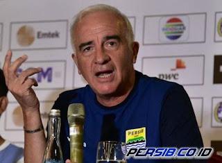 Gomez Optimistis Persib Berprestasi di Liga 1 2018 dan Berlaga di AFC Cup