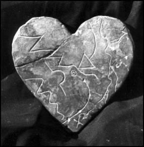 Resultado de imagem para imagens de coraçao de pedra