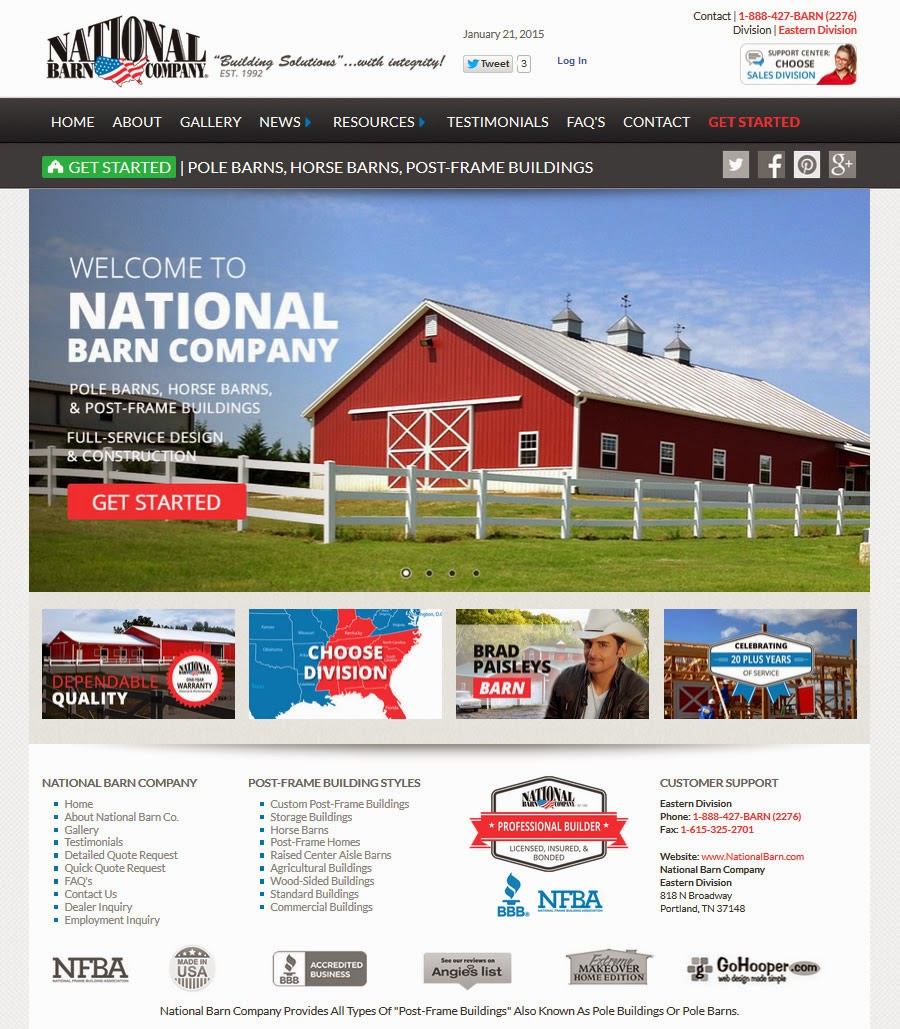 News Blog Gohooper Web Design Nashville Web Designer Nashville Web