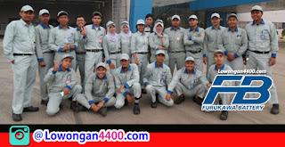 Lowongan Kerja PT. Furukawa Indomobil Battery Manufacturing Terbaru