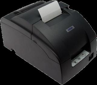 printer epson tmu220