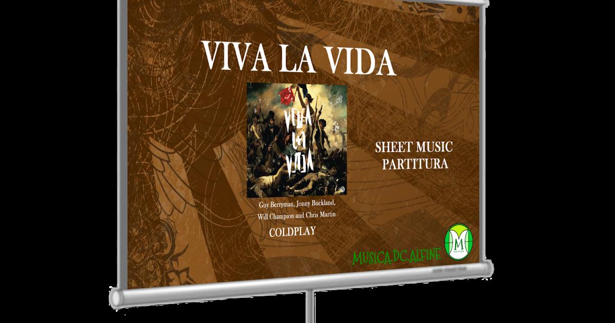 viva la vida coldplay lyrics pdf