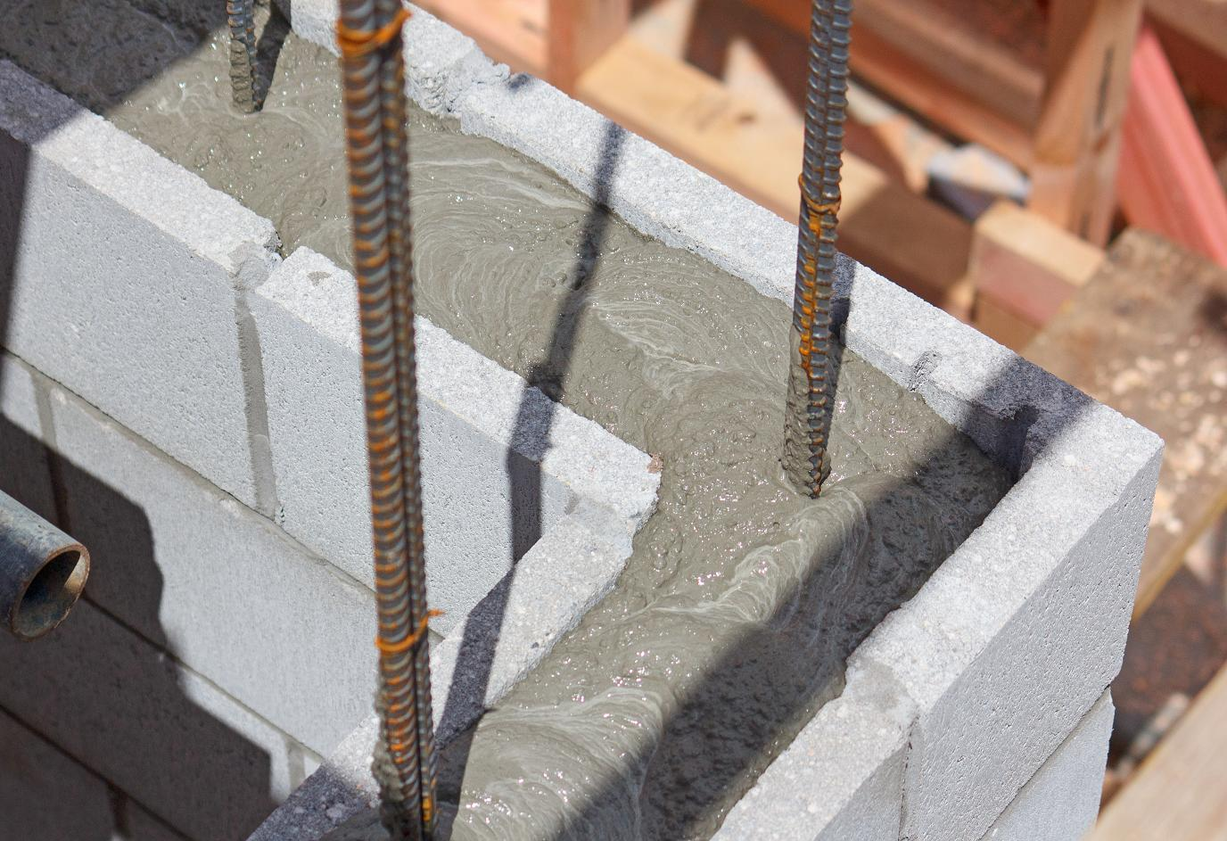 Concrete Block Walls The New Zealand S First Passive House