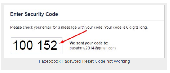 Forgot My Password On Facebook
