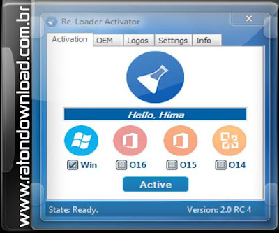 ativador windows 10 pro