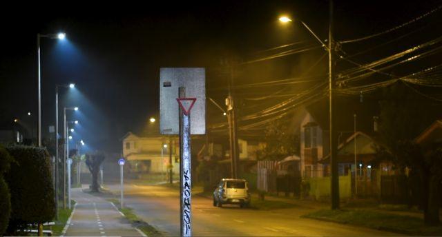 Grave contaminación del aire en Osorno y Puerto Montt