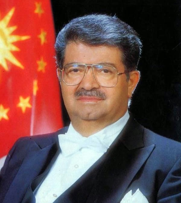 Turgut Özal : President of Turkey 1989-1993