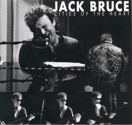 Watch Video On Jack Bruce S New Album Quot Silver Rails